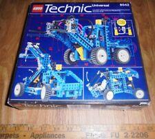 Lego Technic 8042 Universal Pneumatic Construction Set with Box Rare set