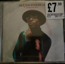 Alexis Ffrench - Evolution [New & Sealed] CD