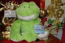 Webkinz Jr. Frog.Comes With Sealed/Unused Code/Tag.In Hand.Nice Gift