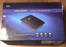 Cisco / Linksys RE1000 Wireless-N WiFi Range Extender