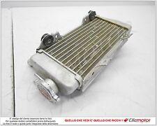 RADIATORE + TAPPO LIQUIDO radiator original for HONDA CRF 450 R CROSS ANNO 2008