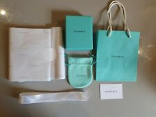 Genuine Tiffany & Co full packaging set. Completely brand new and unused