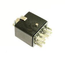2 pcs Beau Cinch P312Cct Jones 12 Pin Plug 38331-5612 Connector Cable Clamp Top