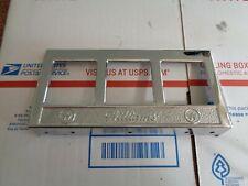 Williams Coin Door Entry Plate Bezel, NOS, New Old Stock, Pinball Arcade, RARE