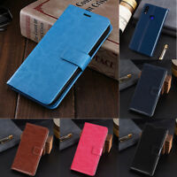 Magnetic Leather Case For Xiaomi Redmi Note 9 9S 8T 7 6 Pro 4X Flip Wallet Cover