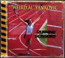 Running with Scissors by Weird Al Yankovic (CD, Jun-1999, Volcano 3)