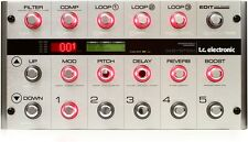 TC Electronic G-System Multi-FX Floor Processor Guitar Effects NEW! 2DAY DELIVER