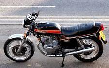 Honda CB250N , CB400N  -Seat Cover - Brand  New UK Manufactured