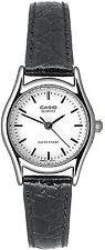 Casio LTP1094E-7A Ladies Casual Analog Dress Watch Genuine Leather Band Quartz