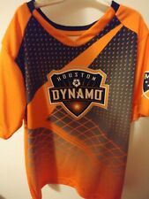 MLS Houston Dynamo Jersey Size Small 6/7