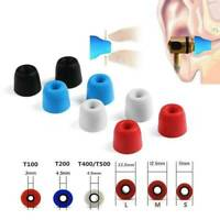 Replacement Memory Foam Ear Buds Tips Eartips For Earbuds Earphone Headset Set