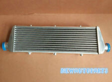 Aluminum Turbo Intercooler 550x180x50 mm 2.25'' inlet/outlet Tube & Fin Design