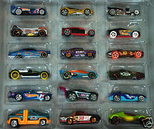 Lot 18 Hot Wheels Cars ONLY Elimination Race 2012 NEW