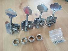 TUNERS for FENDER JAZZ or PRECISION Vintage