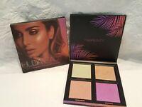 Huda Beauty- Summer Solstice Edition - Summer Highlighter Palette 1.06 Oz - NIB