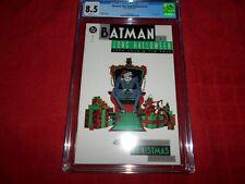 BATMAN: THE LONG HALLOWEEN  #4 CGC 8.5