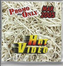PROMO-ONLY-New-DVD-HOT-VIDEO-Mar-2005-Usher,Duran Duran,50 Cent,Jennifer Lopez