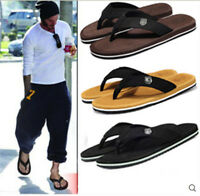 Men's Summer Casual Loafer Beach Sandals Moccasins Driving Slipper Shoes New Hot