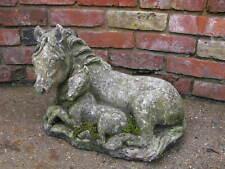 Vintage Stone Horse