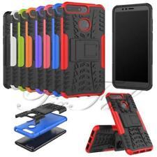 Fundas y carcasas azul Para Huawei Y6 de plástico para teléfonos móviles y PDAs