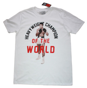 Muhammad Ali - Heavy Weight Champion of The World - Men's t shirts