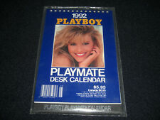 1992 Playboy Playmate Desk Calendar  Sealed NEW Same dates as 2020