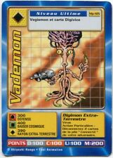 Vademon Mp-105 Mega Pack FRENCH Digimon Card GD