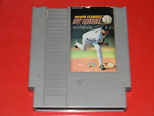 Roger Clemens' MVP Baseball (Nintendo NES) Cartridge Only - Cleaned & Tested
