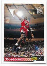 Michael Jordan 1992 1992-1993 Upper Deck Card #23