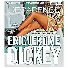 Decadence by Eric Jerome Dickey (2013, CD, Unabridged)