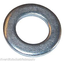 #10 x 7//16 x .062 AN960 Flat Washer Stainless Steel 18-8