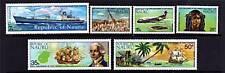 Nauru 1974 Anniv.of First Contact BLKS 4 SG 116/21  MNH