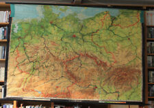 +++ Schulwandkarte Deutschland + 3. Auflage, M 1:600.000 +++
