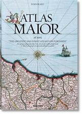 Blaeu: Atlas Maior (Hardback or Cased Book)