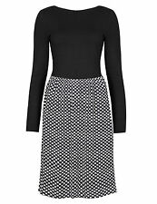 Marks and Spencer Midi Geometric Dresses for Women