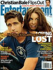Entertainment Weekly 2/09,Evangeline Lilly,Matthew Fox,February 2009,New