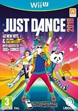 Just Dance 2018 (Wii U) - Nuevo y Sellado