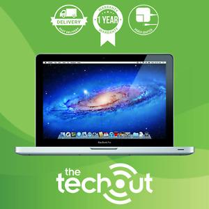 "Apple MacBook Pro i5 A1297 17"" 2.53 GHz 4GB 500GB HDD 2011 Silver Grade A"