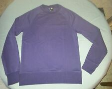 Pull sweat homme manches longues H&M VIOLET TAILLE S