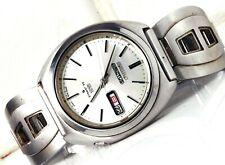 1971 Seiko 5 Actus SS 6106-7460 25J Automatic Watch JDM Model
