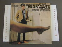 "THE GRADUATE ORIGINAL SOUNDTRACK LP SIMON AND GARFUNKEL ""MRS ROBINSON"" OS 3180"