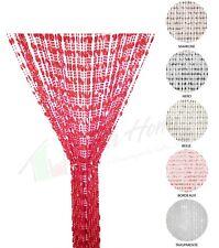 Tenda antimosche tenda anti insetti porta finestra misura 120x220 cm 5 colori