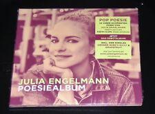JULIA ENGELMANN POESIEALBUM  CD SCHNELLER VERSAND NEU & OVP