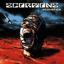SCORPIONS - ACOUSTICA - CD SIGILLATO 2004