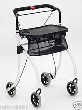 Roomba Lightweight Folding Aluminium Indoor Rollator - Mobility Walking Aid