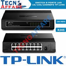 Switch 16 Porte Fast Ethernet Lan Hub di rete RJ45 10/100Mbps TL-SF1016D