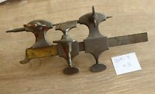 QUALITY ANTIQUE WATCHMAKERS POISING TOOL / LATHE