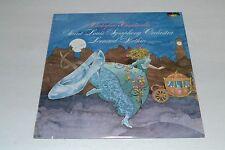 Prokofiev~Cinderella Suite~Saint Louis Symphony Orchestra~Leonard Slatkin~RCA