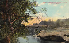 Scene On Wakarusa River, Deichman's Crossing, LAWRENCE, Kansas, 1900-1910s
