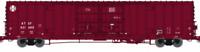 Atlas 20004938 HO Scale RTR BX-166 Box Car Santa Fe #621489